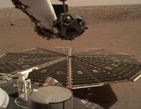On Mars, NASA's InSight Lander 'Hears' Wind