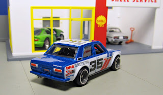 Hot Wheels RLC  bre datsun bluebird 510