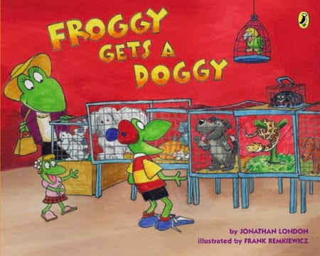 http://www.penguin.com/book/froggy-gets-a-doggy-by-jonathan-london-illustrated-by-frank-remkiewicz/9780670014286