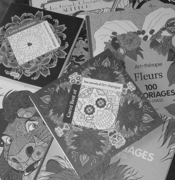 Coloriage Adulte Forum.Mon Avis Sur Les Livres De Coloriage Hachette Crealiselavie