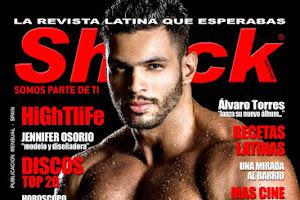 Lucas Mesquita, o Gavião do Domingo Legal, é capa da Shock Magazine
