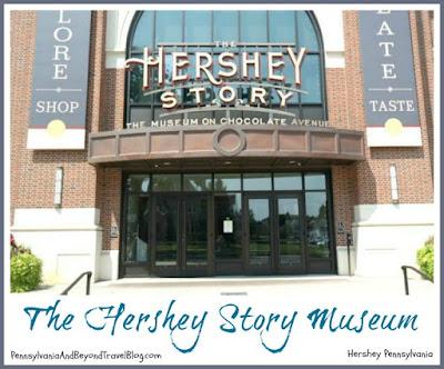 The Hershey Story Museum - Hershey Pennsylvania