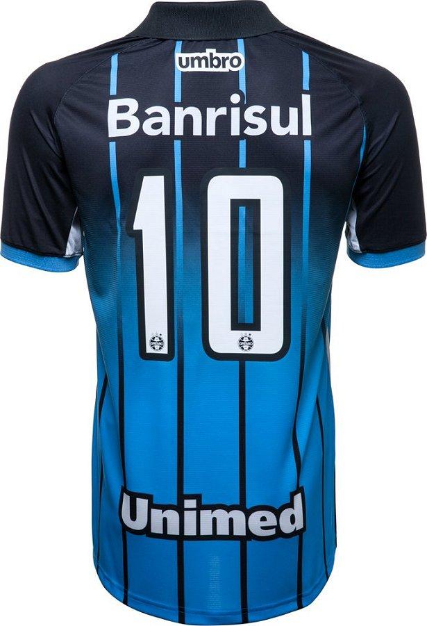baa0eccf22dbc Umbro divulga nova terceira camisa do Grêmio - Show de Camisas