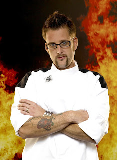 Hell's Kitchen Ben Caylor