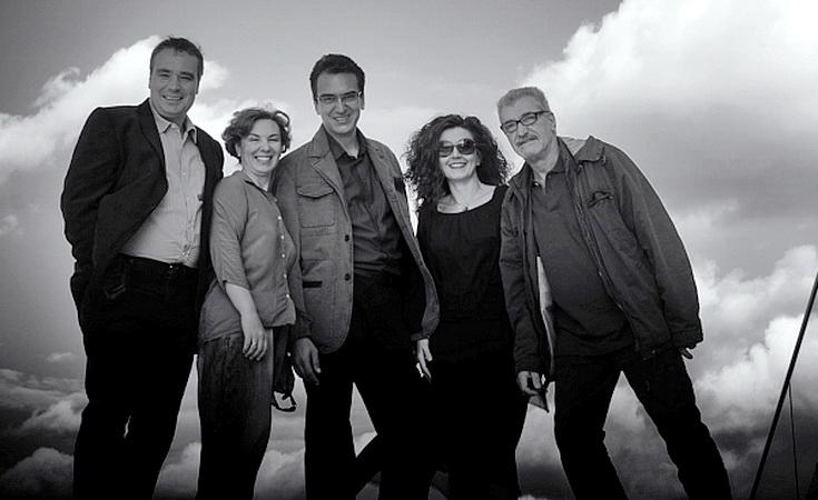 ContraVento Quintet ...από την ύλη των ονείρων... στην Αλεξανδρούπολη