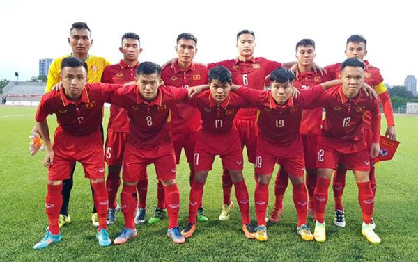 U19 Việt Nam có 4 đợt tập huấn nước ngoài