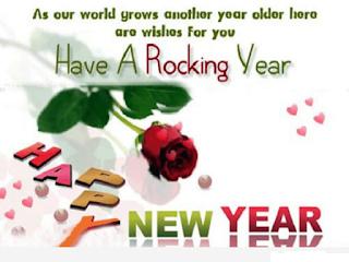 Heart Touching New Year Status