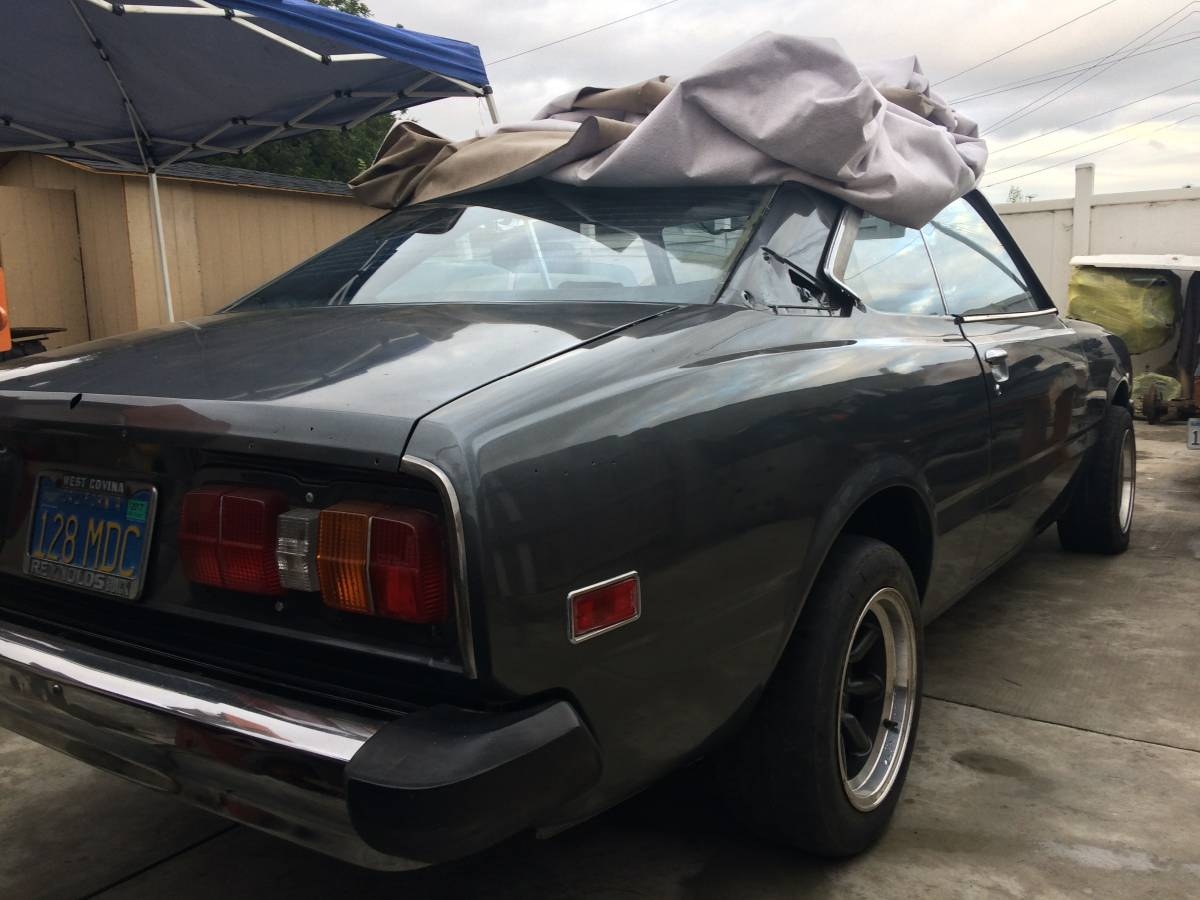 Daily Turismo Roller Skate 1974 Toyota Corona Coupe Rt114