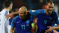 Luksemburg vs Belanda 1-3 Video Gol & Highlights