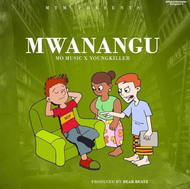 Mo Music Ft. Young Killer - Mwanangu