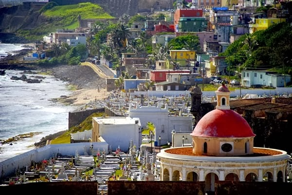14.) Old San Juan, Puerto Rico - Welcome To The 19 Most Charming Places On Earth. They're Too Perfect To Be Real.