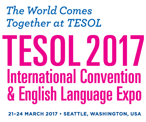 TESOL's 2017 Convention in Seattle