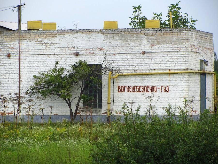 Село Вересы.