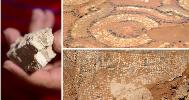 Remnants of early Byzantine chapel, mosaics unearthed in southern Turkey