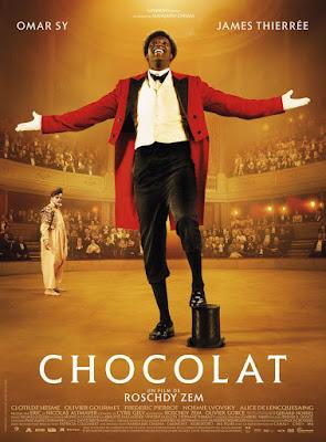 Chocolat 2016 DVD R4 NTSC Latino