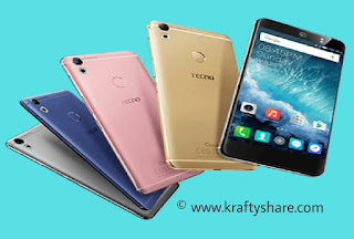 Tecno Camon CX and Tecno Cammon CX Air