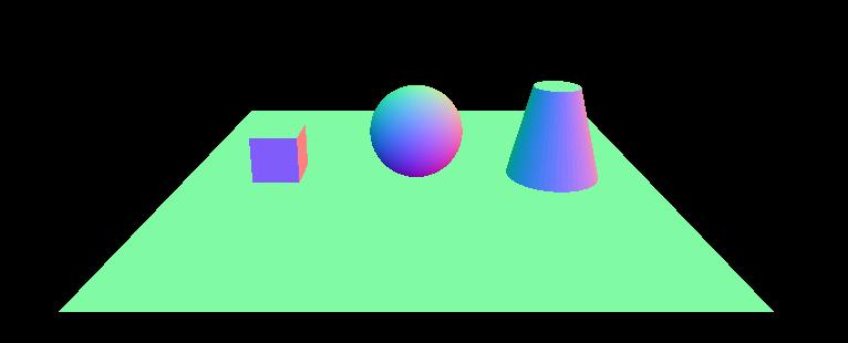Three js How To Tutorial: Three js - Materials