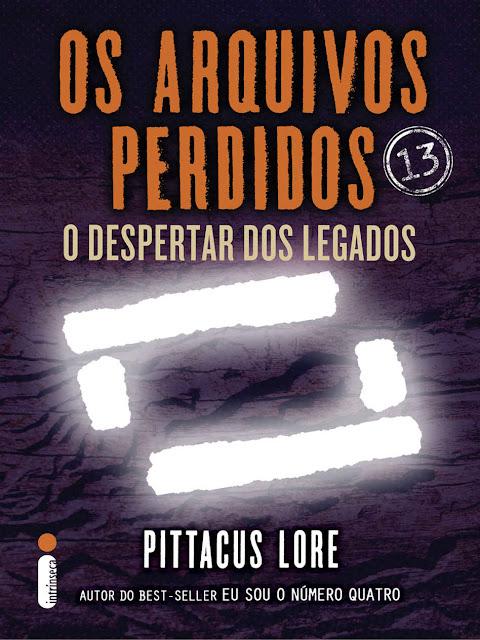 Os Arquivos Perdidos 13 Pittacus Lore