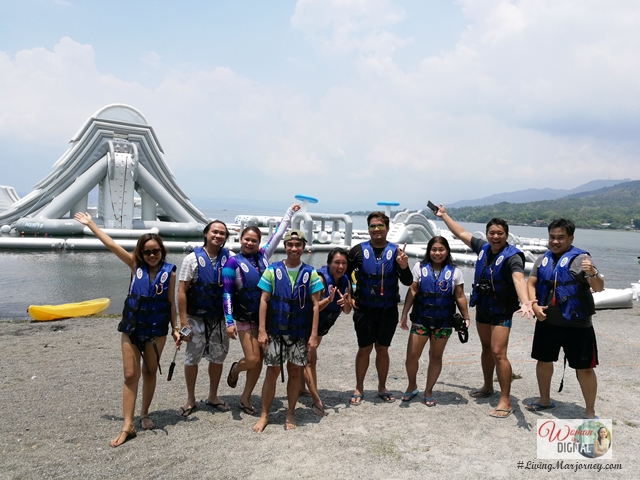 Summer Adventure at Aqua Park Club Balai Isabel