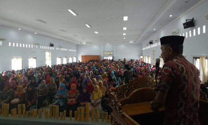 Cakka Bakal Beri Insentif ke Sukarela PPKBD Luwu