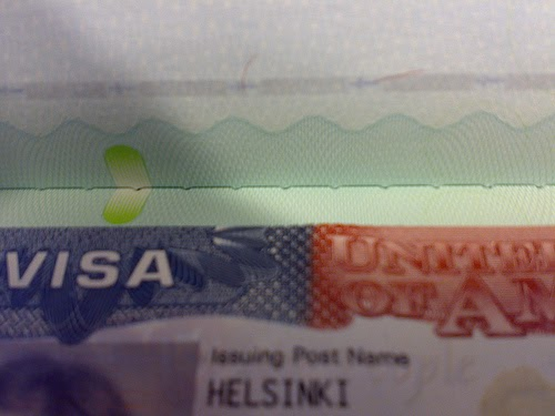 Flytta till USA: Visum