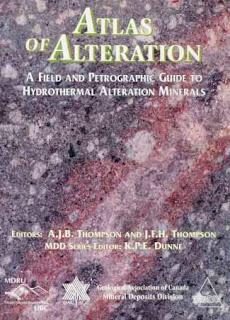 Atlas de alteraciones hidrotermales  - geolibrospdf