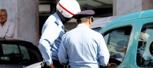"""تظلم لمواطن برشيدي ضد شرطي المرور """"المعمري"""""""