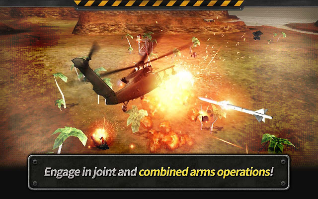 gunship battle apk indir