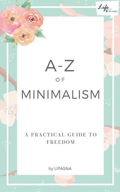 A to Z of minimalism ebook