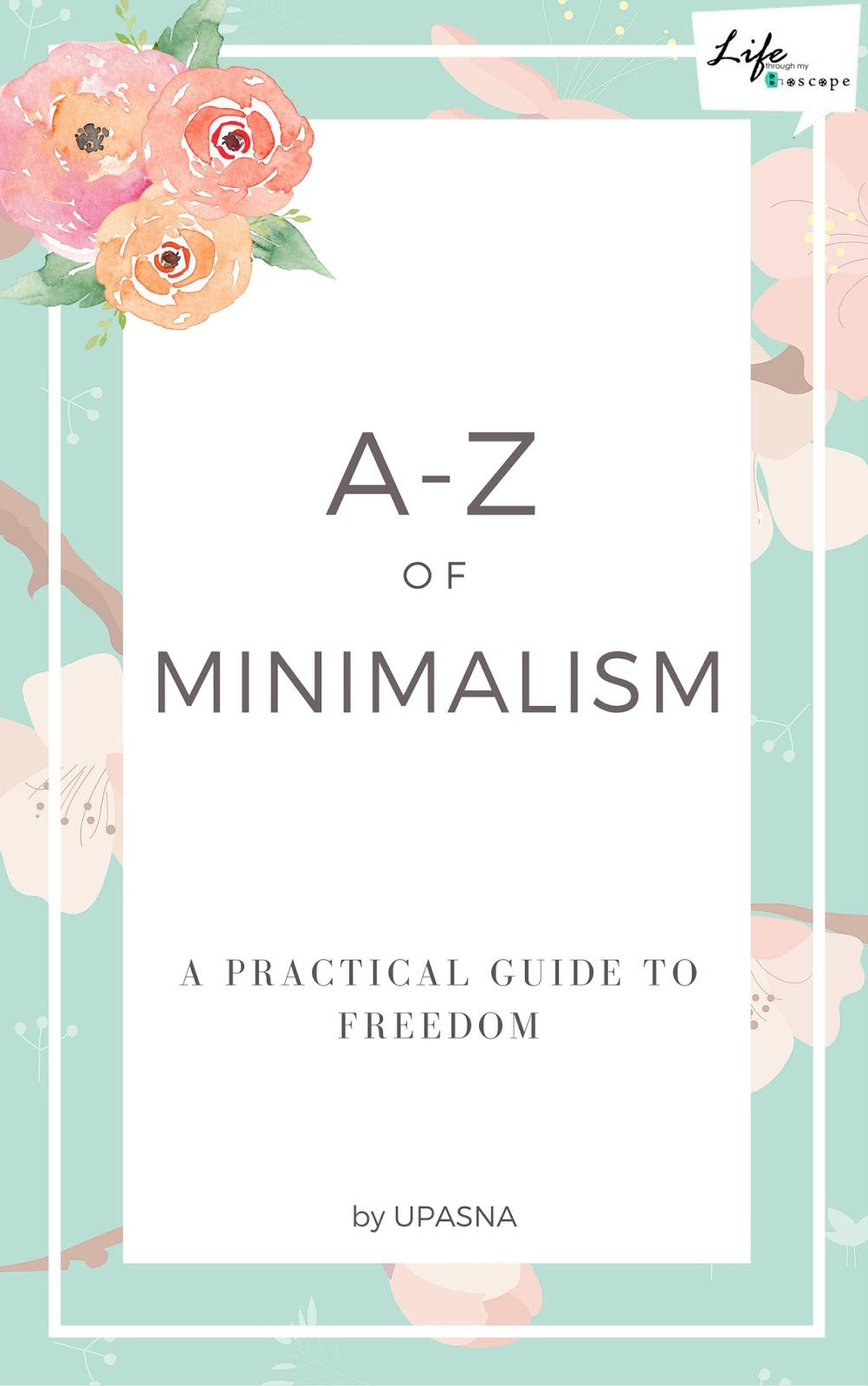 ebook on Minimalism