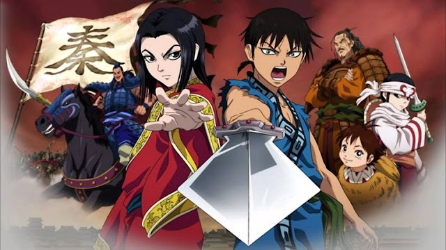 Kingdom Anime: Better than Arslan Senki