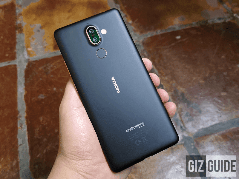 HMD Global updates the Nokia 7 Plus to Android Pie