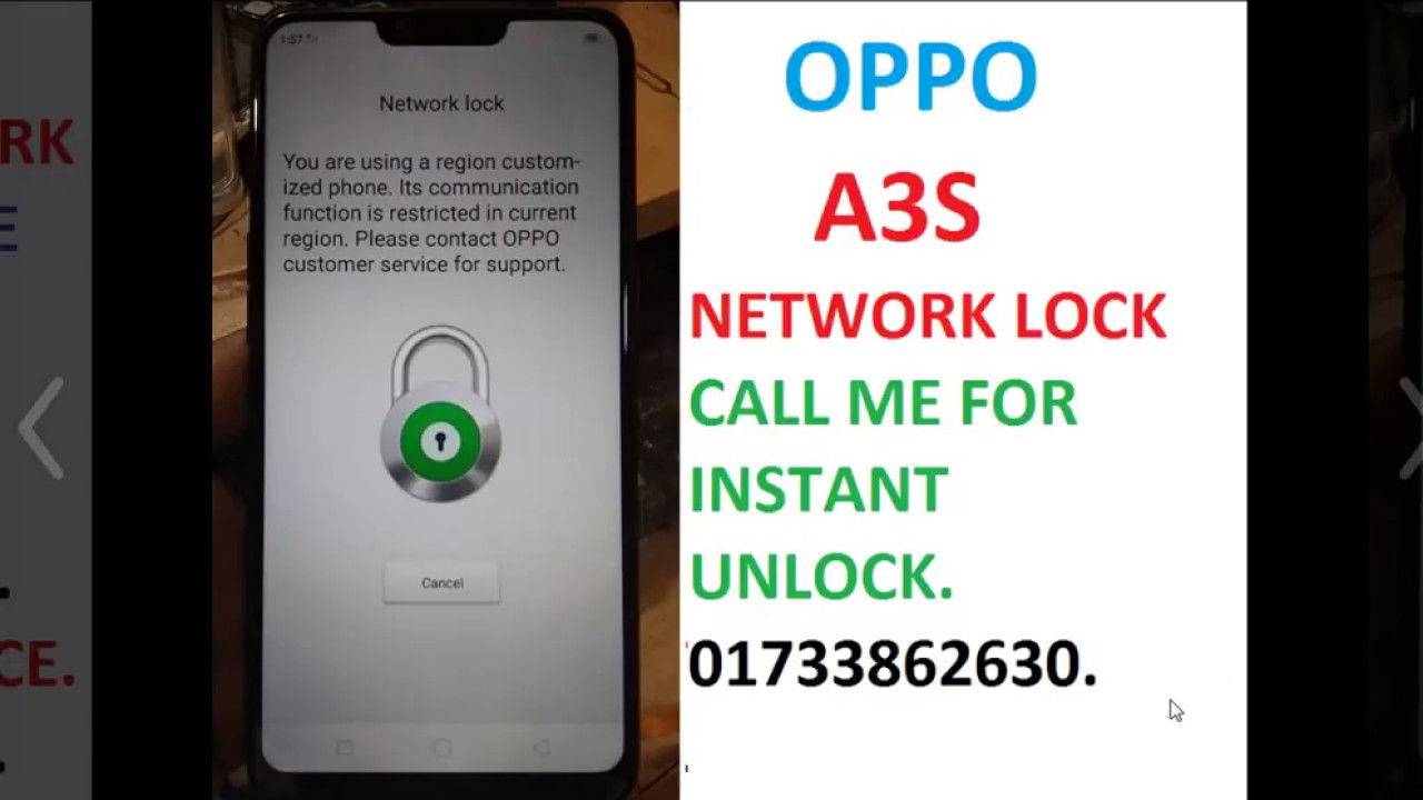 Oppo A3s Ofp File