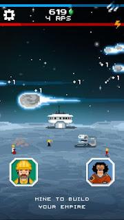 Tap Galaxy – Deep Space Mine Apk v1.4.1 (Mod Money)