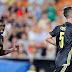 Champions: A Juventus le expulsaron a Cristiano, pero igual venció a Valencia
