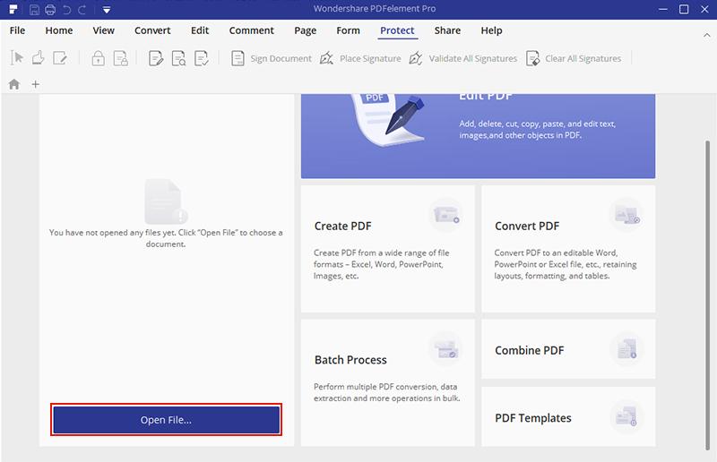 Cara Mengubah PDF ke Word dengan PDFelement