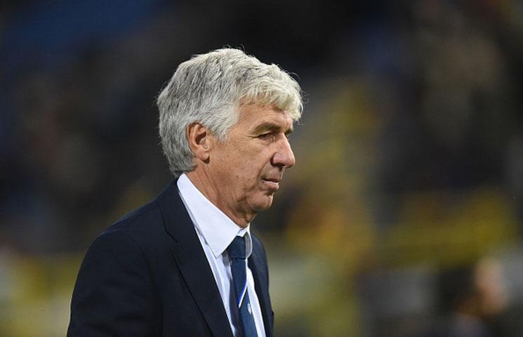 """Gasperini: """"Juventus će biti veoma ljutit"""""""