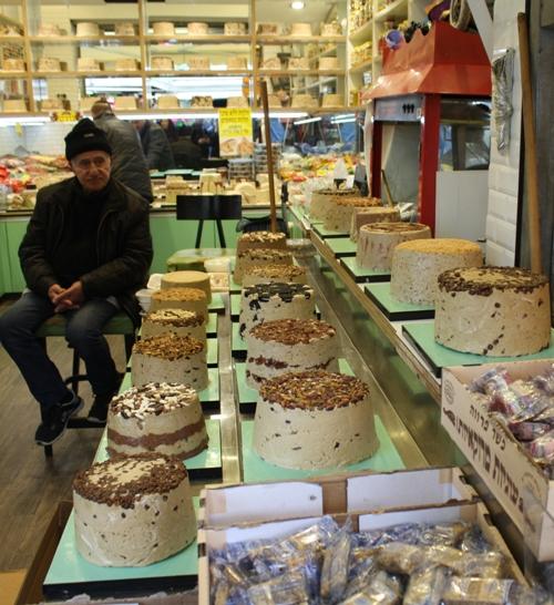 jewish halva market shop