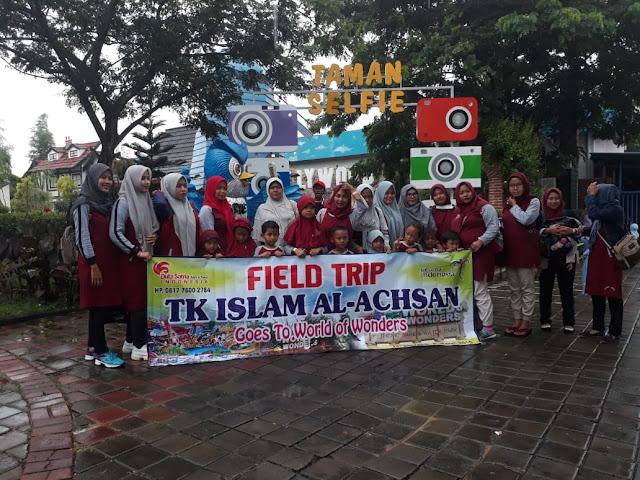Field Trip TK Islam Al-Achsan