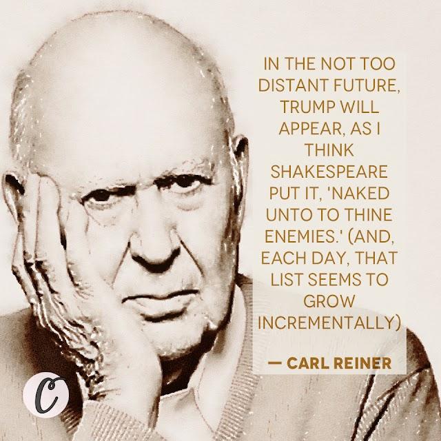 Carl Reiner Quote
