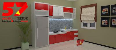 Jasa desain kitchen set di kediri