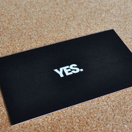 How To Choose The Best Paper For Your Business Name Cards