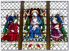 Stained GLASS Privacy WINDOW Film