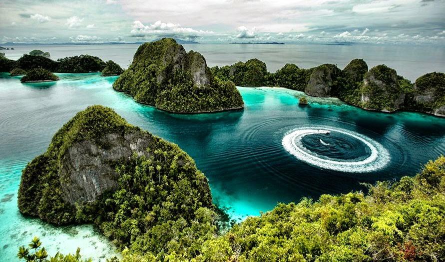 Tempat Wisata Raja Ampat, Papua
