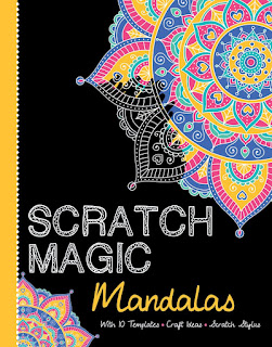 Scratch Magic: Mandalas