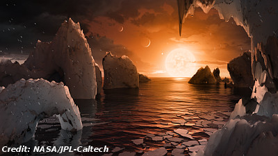 Alien Life? NASA Announces 7 Earth-Size, Habitable-Zone Planets Around Single Star