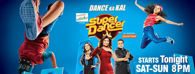 'Super Dancer' Reality Show on Sony Tv in Hindi,Judges,Timing,Host,Plot