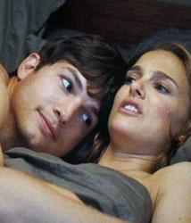 Natalie Portman e Ashton Kutcher