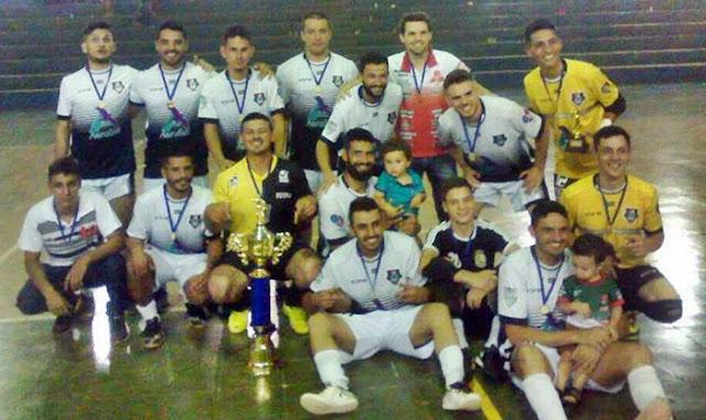 Iretama vence Araruna e é campeã da Liga Regional de Futsal