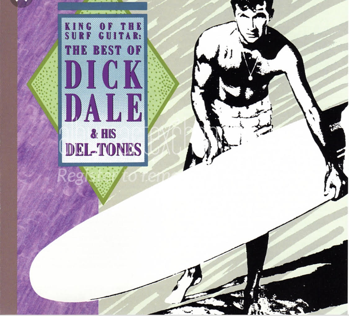 DICK DALE IS DEAD: RIP: A TRIBUTE BY A CALIFORNIAN GUITARIST